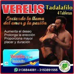 VERELIS TADALAFILO